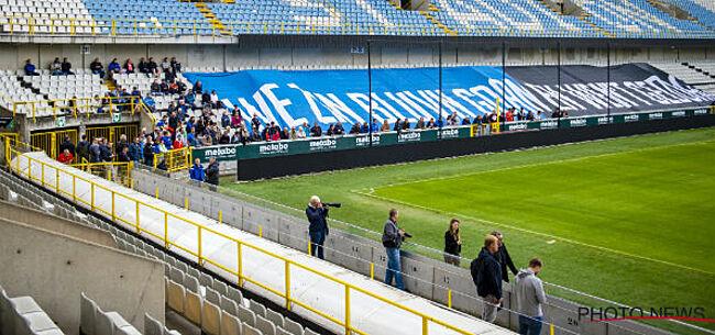 Foto: Club Brugge krijgt goed nieuws van stadsgenoot Cercle