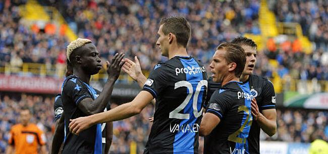 Foto: Club raast als een wervelwind over klungelend AA Gent