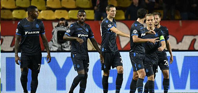 Foto: Twee Bruggelingen in Champions League-team van de week