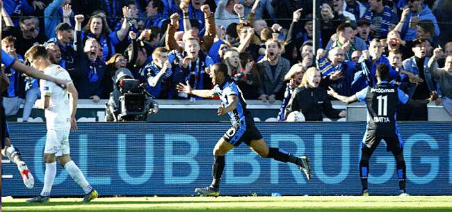 Foto: 'Club Brugge wil zoon van absolute wereldster binnenhalen'