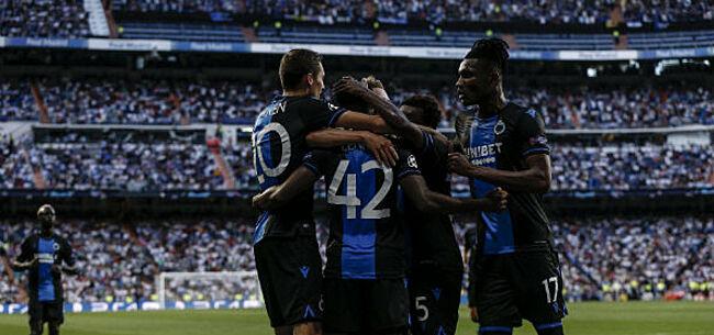 Foto: Belgische clubs goed bezig en doen beter dan Italiaanse clubs