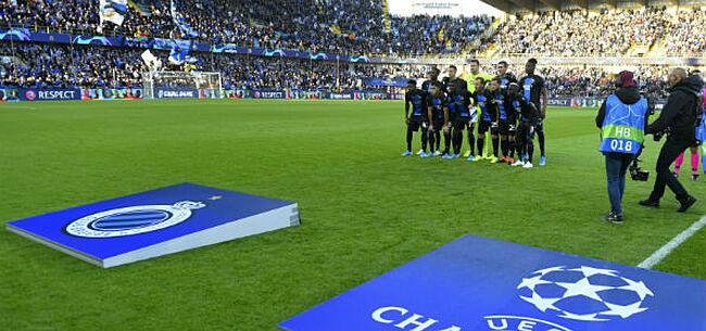 Foto: Club imponeert Spaanse pers: twee grote Brugse gevaren