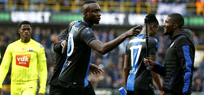 Foto:  Vijf (!) Anderlecht-spelers 'pronken' naast Diagne in bedenkelijke lijst