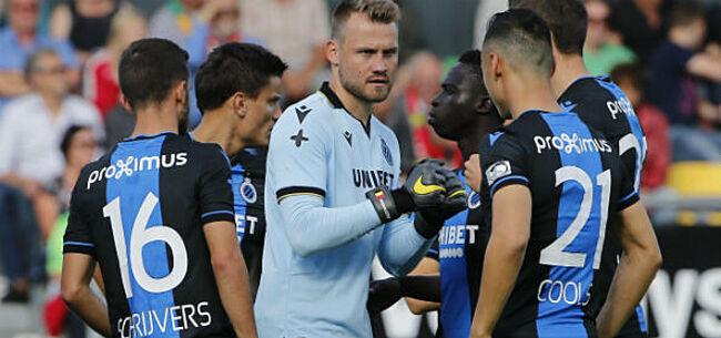 Foto: Club-speler wordt pijnlijk afgedankt: