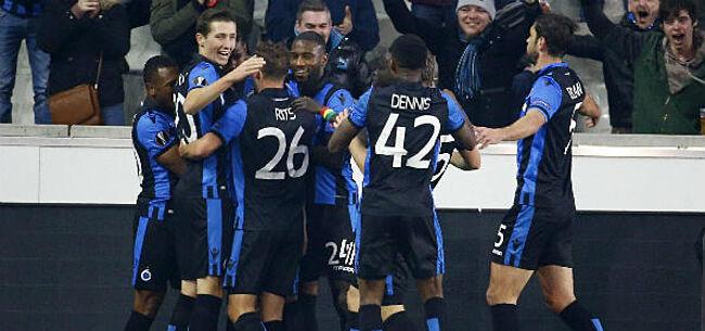 Foto: Club Brugge toont veerkracht en zet Salzburg verdiend opzij