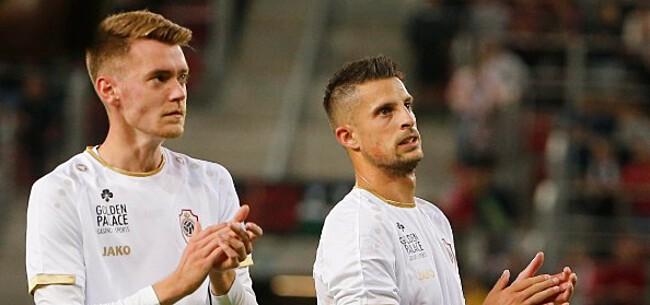 Foto: Waarschuwing voor twee Antwerp-spelers: