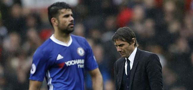Foto: 'Atletico Madrid legt ultiem bod neer voor Diego Costa'