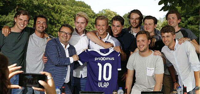 Foto: Na Kompany charmeert ook Vlap: Anderlecht heeft weer Hollandse Branie