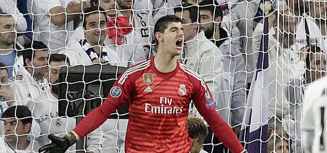 Foto: 'Ondanks vele lof voor Courtois: Pérez denkt aan andere topdoelman'