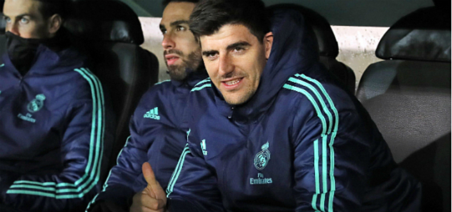 Foto: Courtois wordt mede-eigenaar van Spaanse voetbalclub