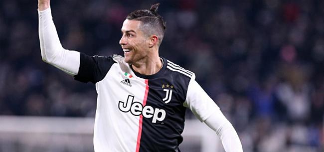 Foto: 'Cristiano Ronaldo overdondert Juventus met boodschap'