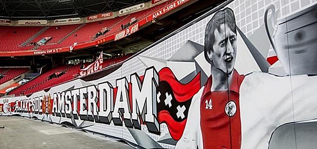 Foto: Ajax onthult: Johan Cruijff ArenA rest van het seizoen uitverkocht