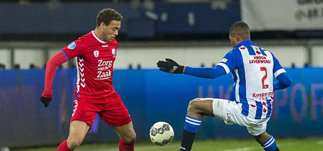 Foto: Belgische spits troeft heel wat Eredivisie-toppers af met knappe cijfers