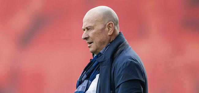 Foto: 'D'Onofrio lang niet klaar met transferplannen Antwerp'