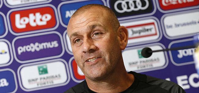 Foto: Davies over genoemde speler bij Anderlecht: