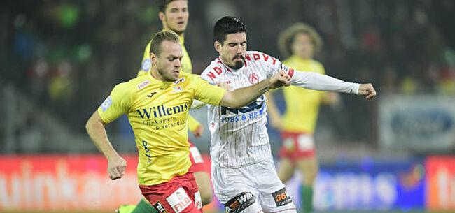 Foto: De Bock aan de slag in de Eredivisie
