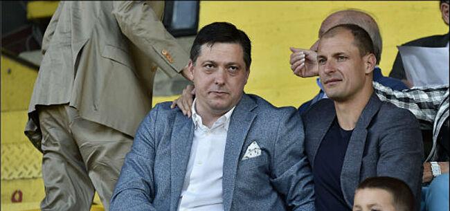 Foto: Veljkovic bestookte journalisten met sms'jes om refs mild te beoordelen