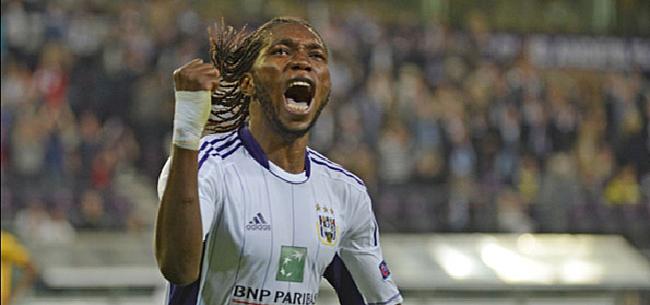 Foto: Anderlecht brengt belangrijk nieuws over transfer Mbokani