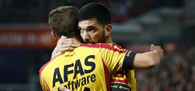 Foto: KV Mechelen laat zich uit over transfer van Kolovos