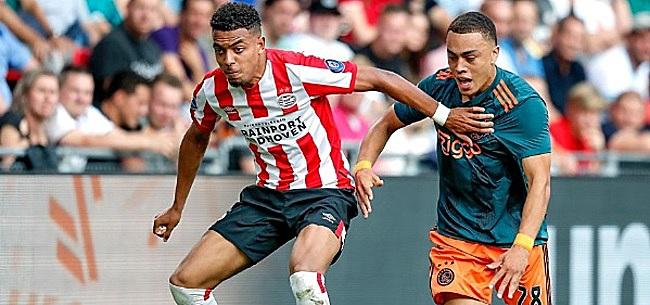 Foto: 'PSV-transfer van 50 miljoen euro in de maak'
