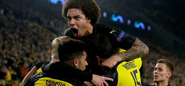 Foto: Dortmund rondt megadeal van 250 miljoen af