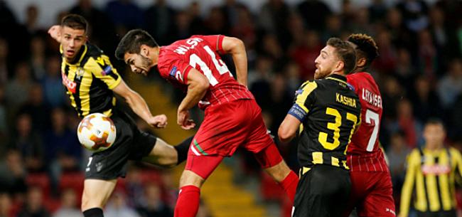 Foto: Fans Essevee en Vitesse zijn het eens: