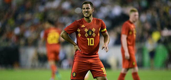 Foto: Real-debuut Eden Hazard in Madrid onverwacht uitgesteld