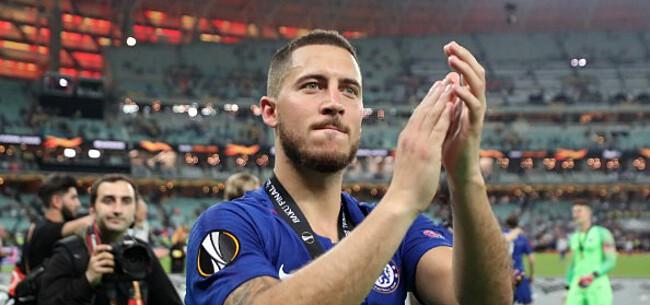 Foto: 'Real vervult laatste details voor transfer Hazard'