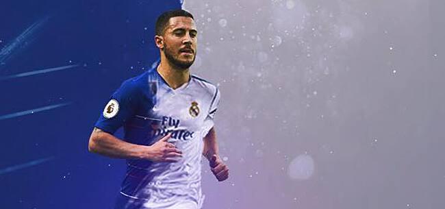 Foto: Eden Hazard naar Madrid: Chelsea doet gouden zaak, Real capituleert
