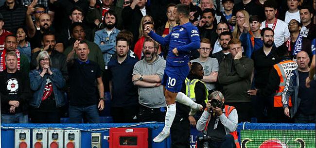 Foto: 'Ware reden afgeketste transfer Hazard komt boven: