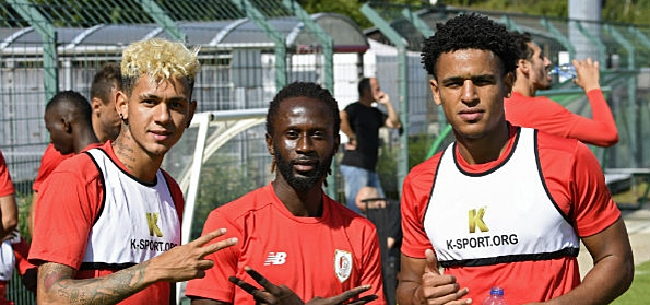 Foto: 'Clubloze Mmaee zet zijn zinnen op fraaie transfer'