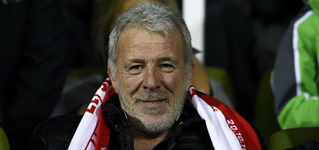 Foto: Gerets over Rode Duivels: