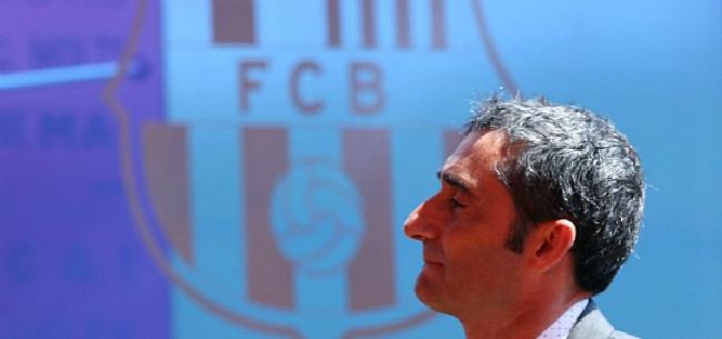 Foto: Valverde reageert op 'probleemgeval van FC Barcelona