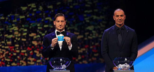 Foto: Loting EK 2020: weerzien met Casillas, Totti, Gullit & co