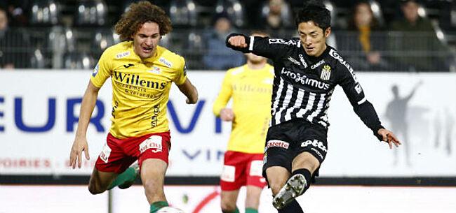 Foto: 'Anderlecht is Morioka straks definitief kwijt'