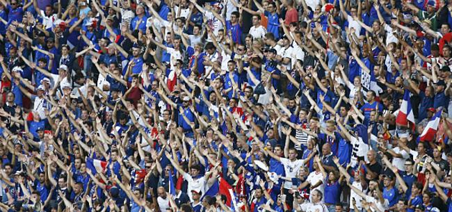 Foto: Op deze manier zet Frankrijk zich schrap voor EK-finale