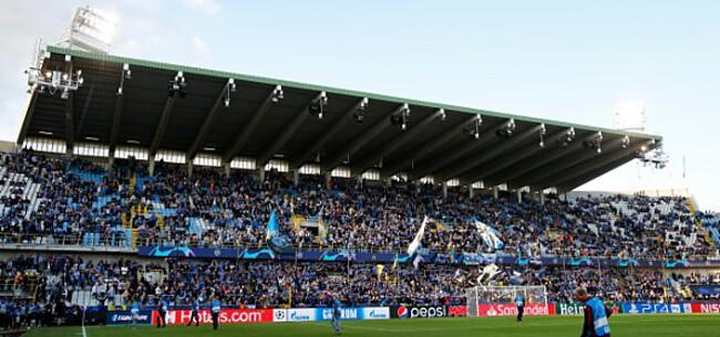 Foto: UEFA zorgt voor woede bij Brugse fans: