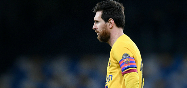 Foto: 'Messi krijgt krankzinnige aanbieding: 50 miljoen per jaar'