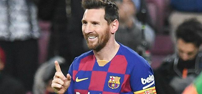 Foto: 'Messi neemt beslissing over schoktransfer naar Man City'