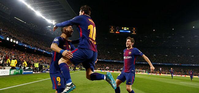 Foto: 'FC Barcelona heeft beet: absolute knaltransfer in kannen en kruiken'