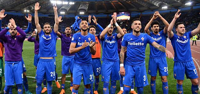 Foto: 'Fiorentina gaat uiteindelijk lopen met doelwit Club Brugge'