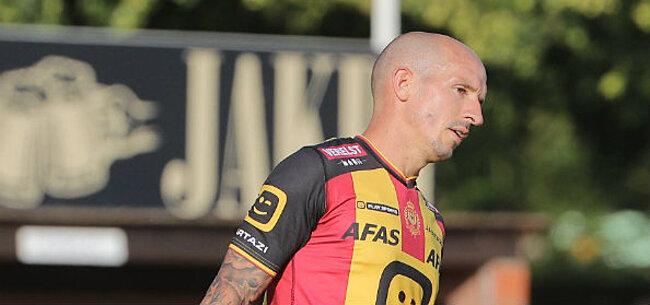 Foto: 'Berrier stopt met voetballen en krijgt nieuwe functie bij KV Mechelen'