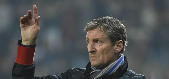 Foto: Weg voor Anderlecht-speler naar Zulte-Waregem ligt plots open