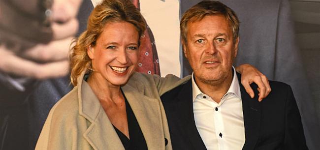 Foto: Cath Luyten onthult: 'oude' Frank Raes aan basis van scheiding