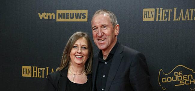 Foto: Van der Elst niet mals voor Club: