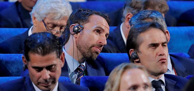 Foto: Engelse bondscoach geeft uitleg bij opvallende keuzes in WK-selectie