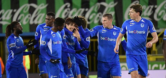 Foto: KRC Genk gelinkt aan twee Belgische doelmannen: