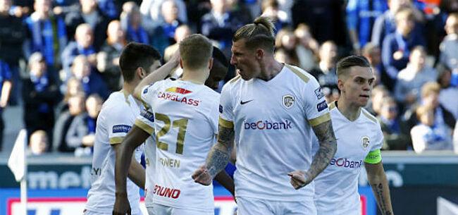 Foto: Genk trekt met maar liefst 23 spelers naar levensbelangrijke match op Anderlecht