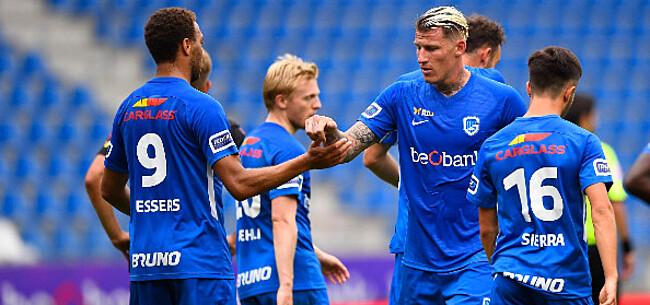 Foto: Toekomst van Genk lijkt verzekerd met twee nieuwe spelers
