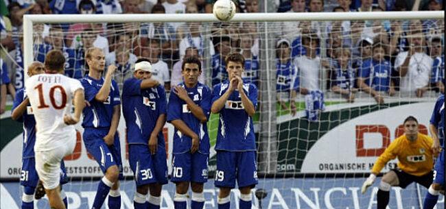 Foto: Hoe verging het de spelers van Gent die in 2009 voetballes kregen van AS Roma?